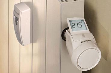 contabilizzatore di calore honeywell