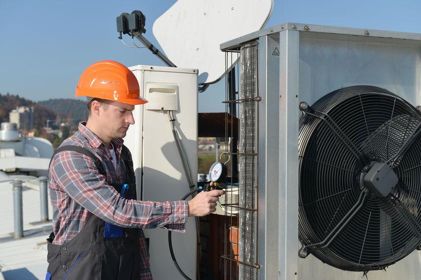 manutenzione impianto climatizzazione