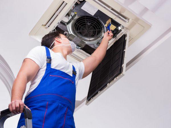 manutenzione climatizzazione impianti
