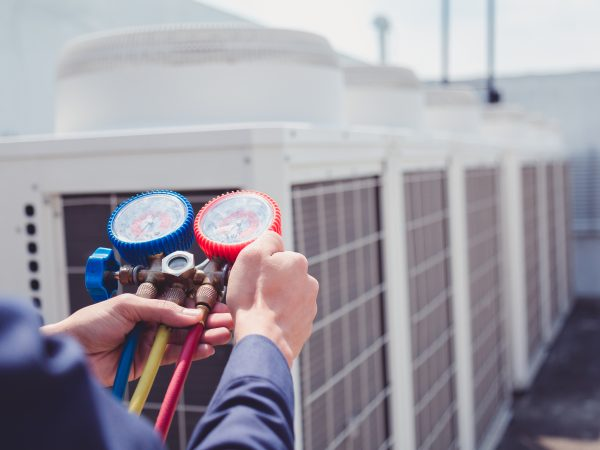 controlli impianti di climatizzazione
