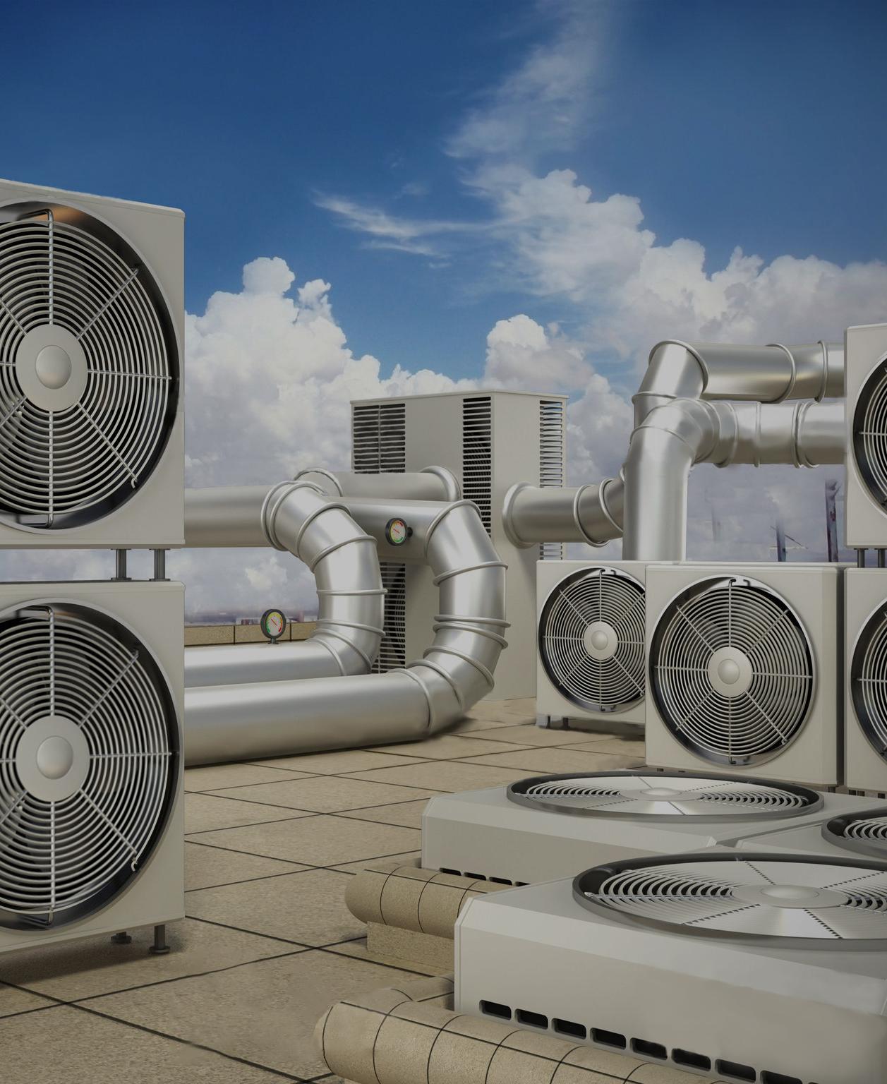impianto climatizzatori
